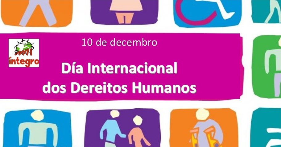 Resultado de imagen de imagenes dia dos dereitos humanos
