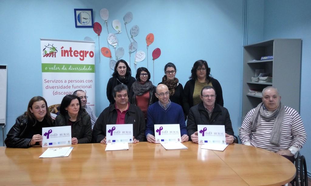 Os concellos de Costa Bergantiñá implícanse na posta en marcha dos PIMD Rural