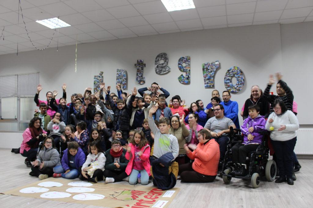 Estudiantes del CEIP Joaquín Rodríguez Otero de Buño se acercan a la diversidad con Visítanos