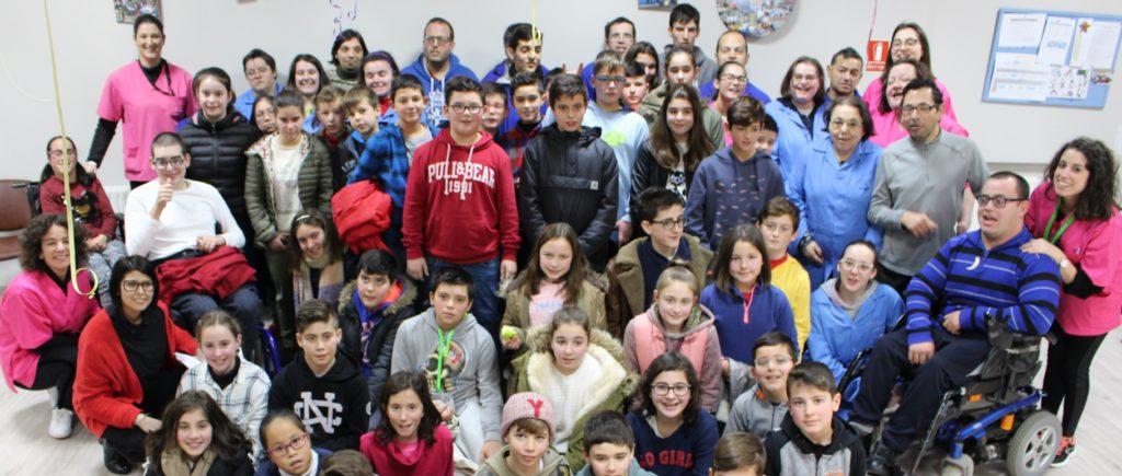Visítanos recibe a 47 estudantes do CPI As Revoltas