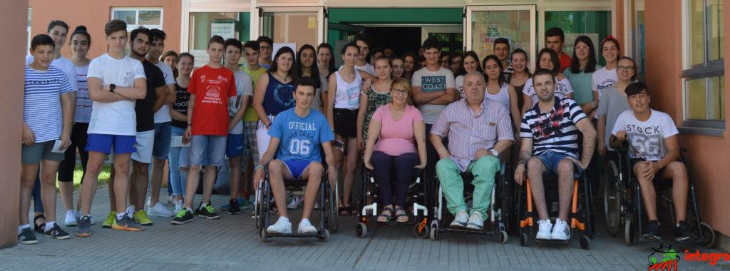 El CPI de Zas acoge la última jornada de la campaña de prevención de lesiones medulares
