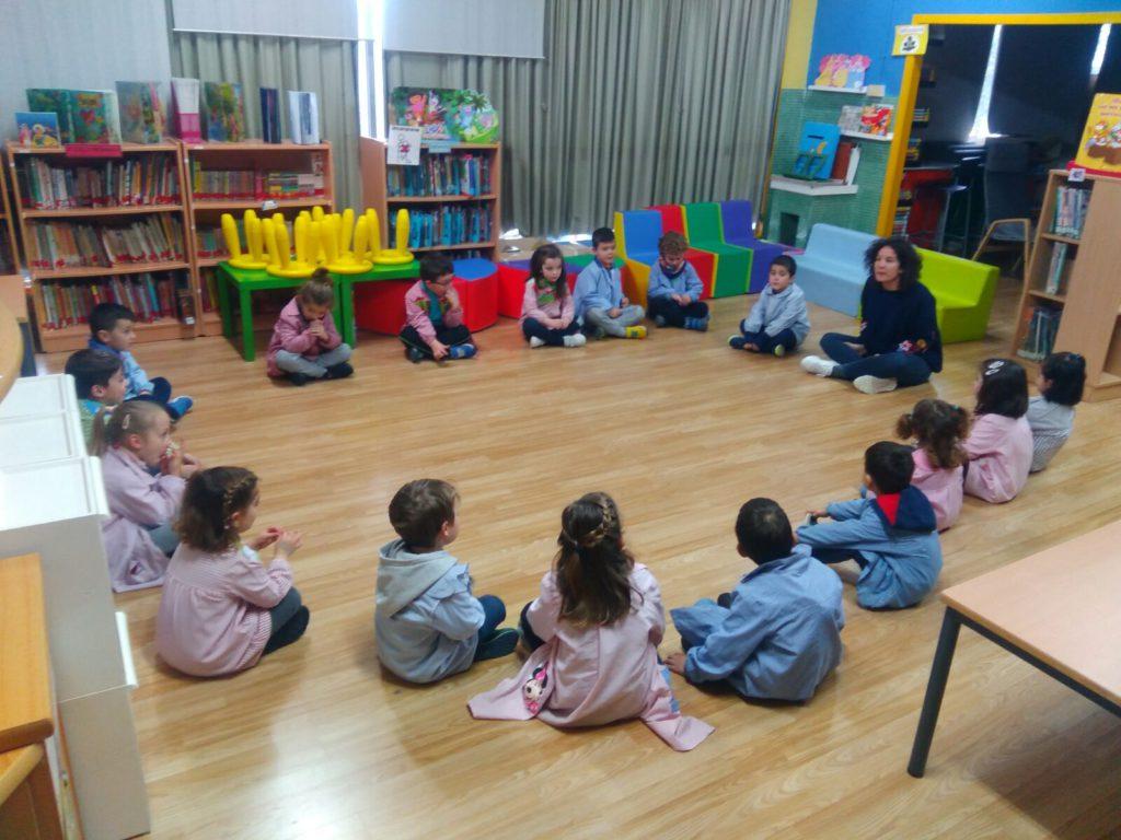 El CEIP de Buño se transforma en una Diverescola para los/as estudiantes de infantil y primaria