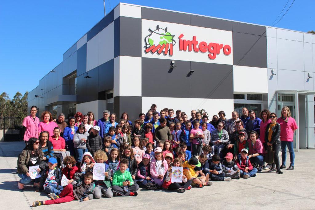 O CPI Plurilingüe Cabo da Area de Laxe e o IES Terra de Soneira de Vimianzo protagonizaron as últimas xornadas de sensibilización de Íntegro