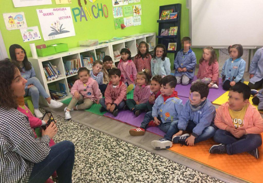 O CPI de Zas converteuse nunha Diverescola para estudantes de infantil e primaria