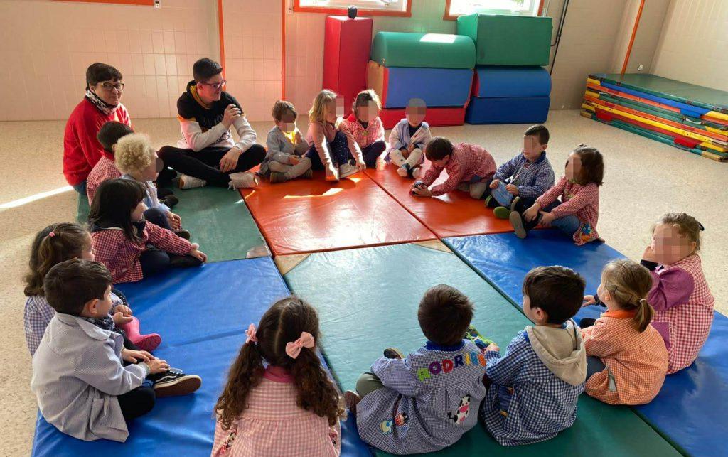 A Diverescola chega ás aulas de infantil e primaria do CPI de Zas e do CEIP Nétoma–Razo de Carballo